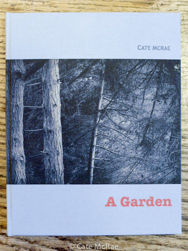 A Garden Photo Book © Cate McRae 2013