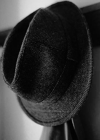 My Father's Hat, Copyright ⓒ 2003 Cate McRae; All Rights Reserved reserved