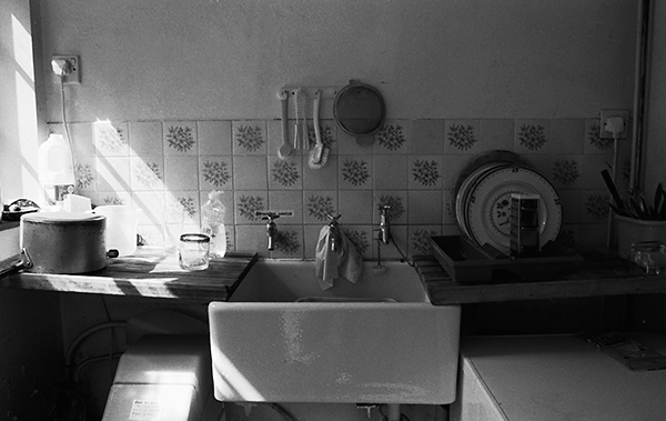 My Father's Kitchen Sink, Copyright ⓒ 2003 Cate McRae; All Rights Reserved reserved