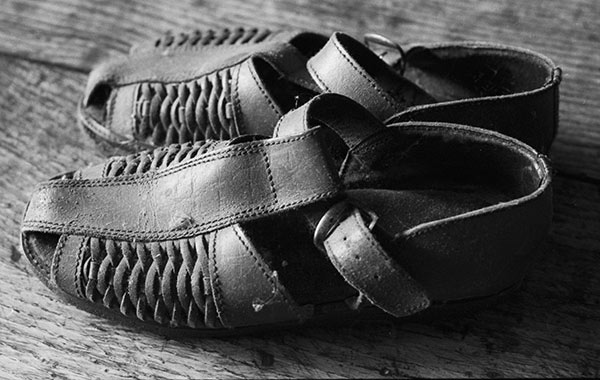 My Father's Shoes, Copyright ⓒ 2003 Cate McRae; All Rights Reserved reserved