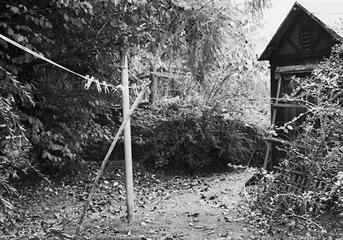 My Father's Washing Line, Copyright ⓒ 2004 Cate McRae; All Rights Reserved reserved